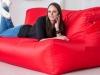 Чохли для літніх меблів диван черв2