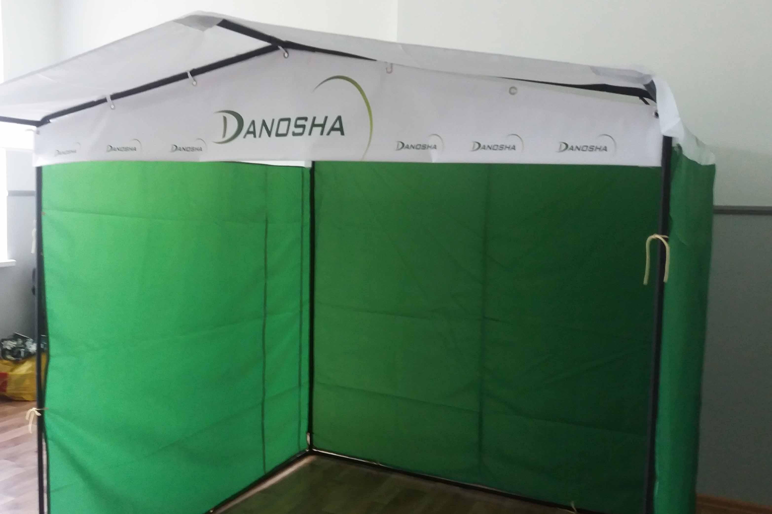 Палатка Даноша