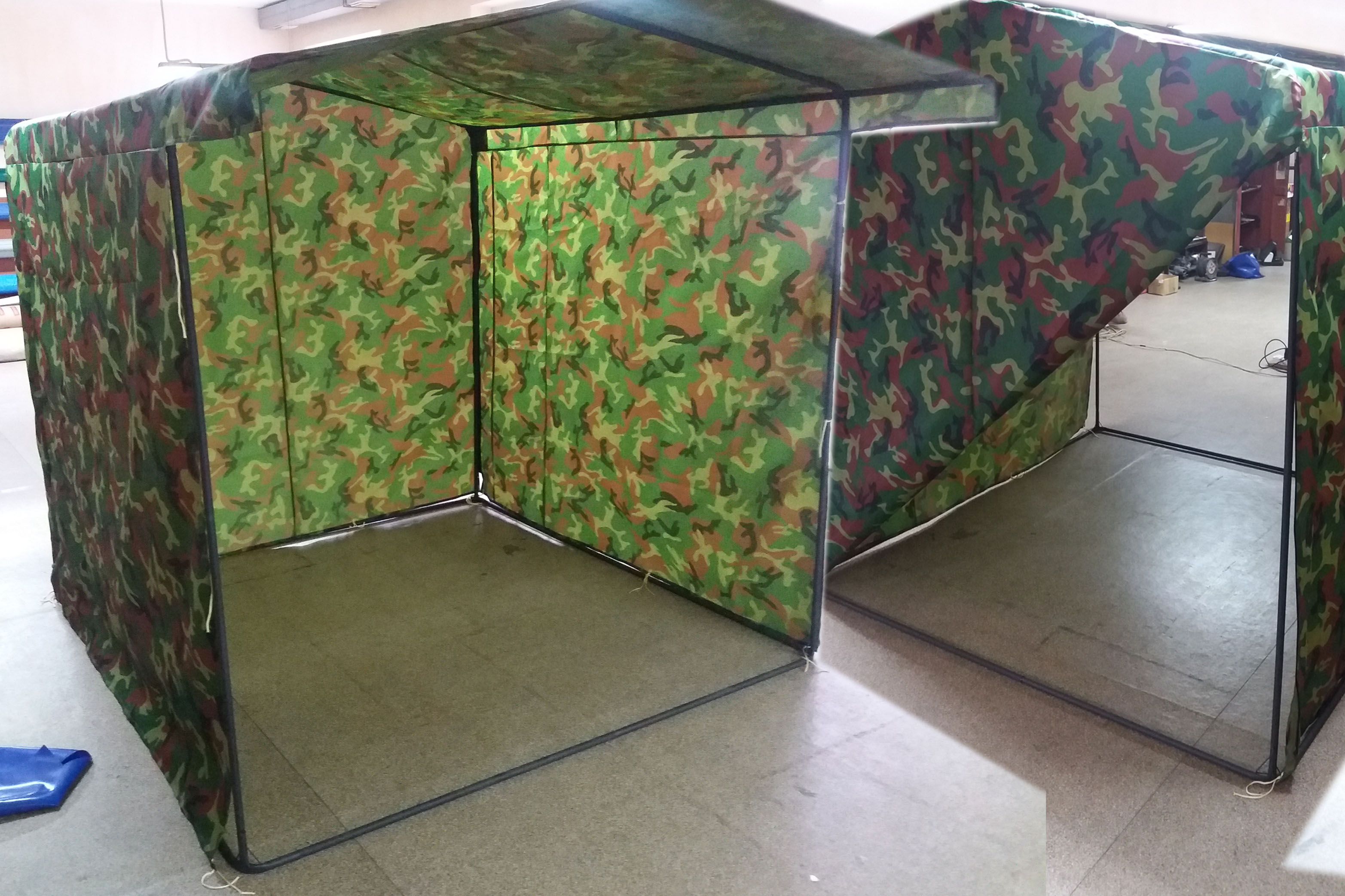 палатка камуфляж 2