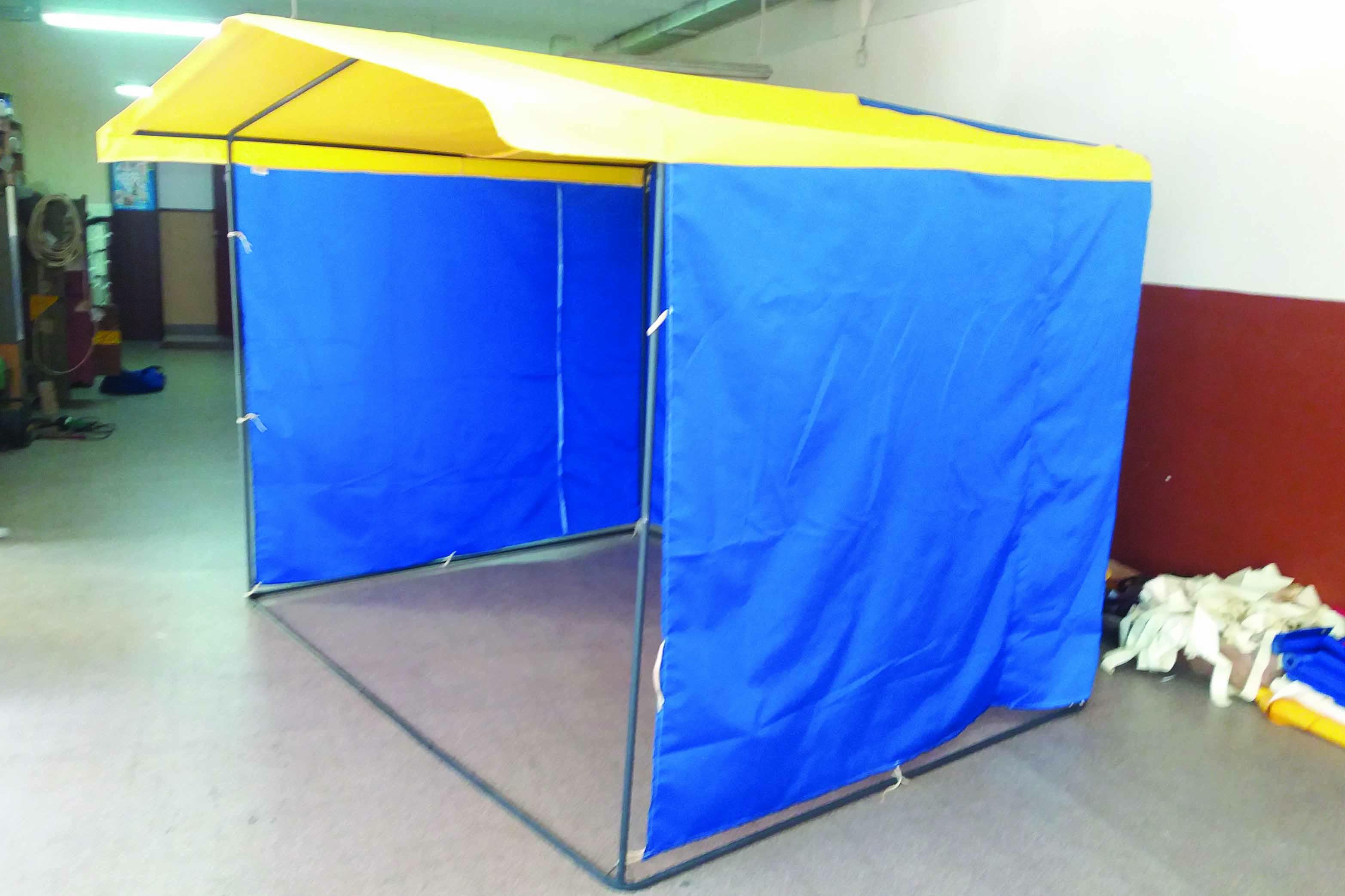палатка карітас2