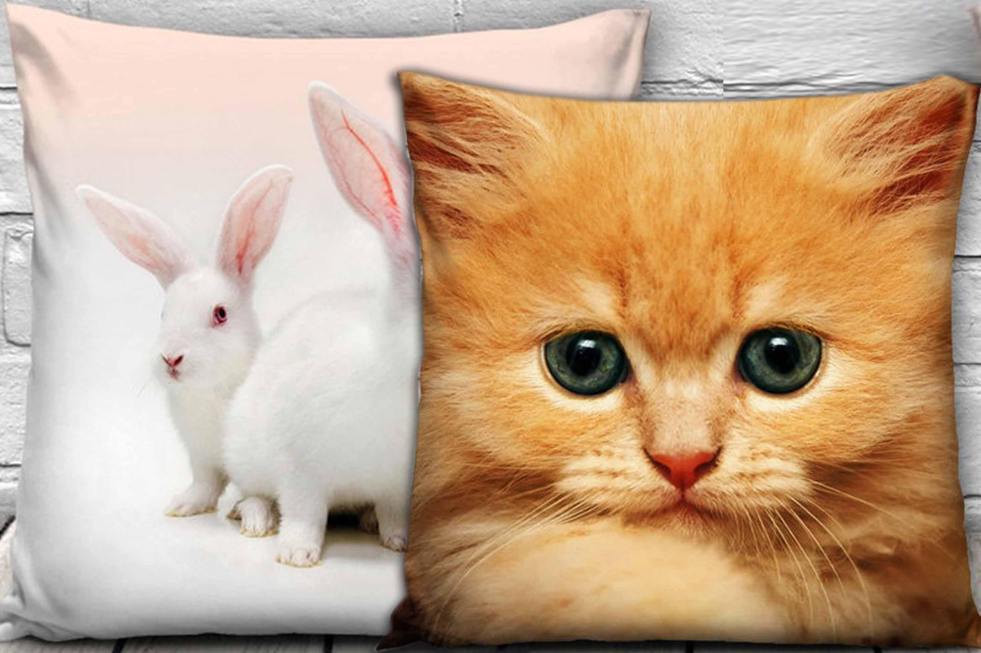 подушка тваринки