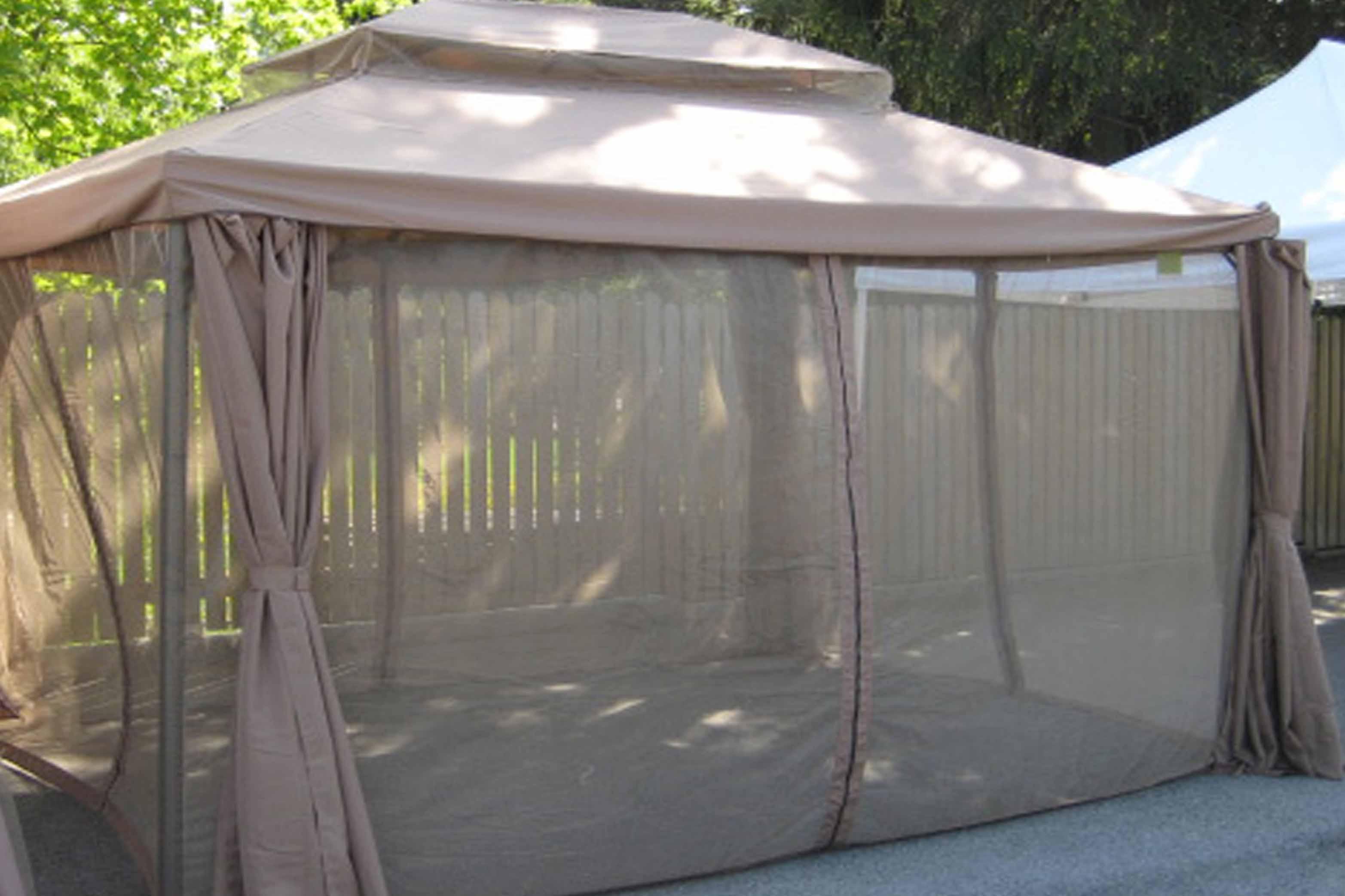 Літні мад +бокові штори тканинні ок3