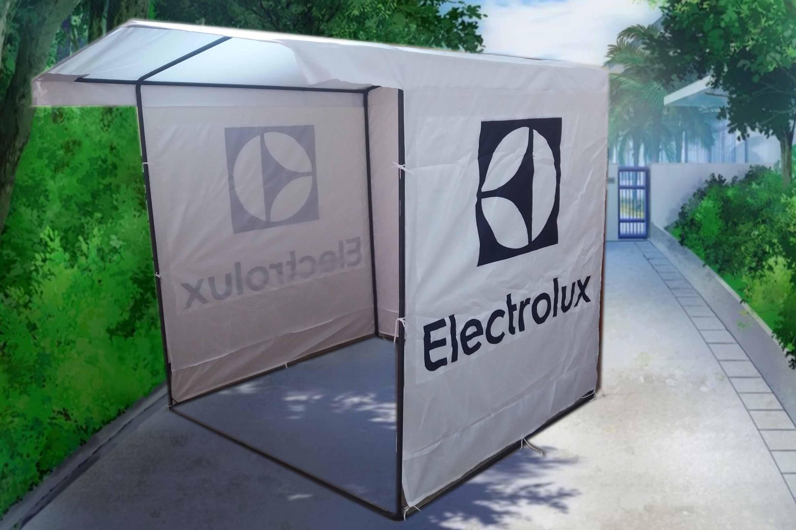 палатка електролюкс нов