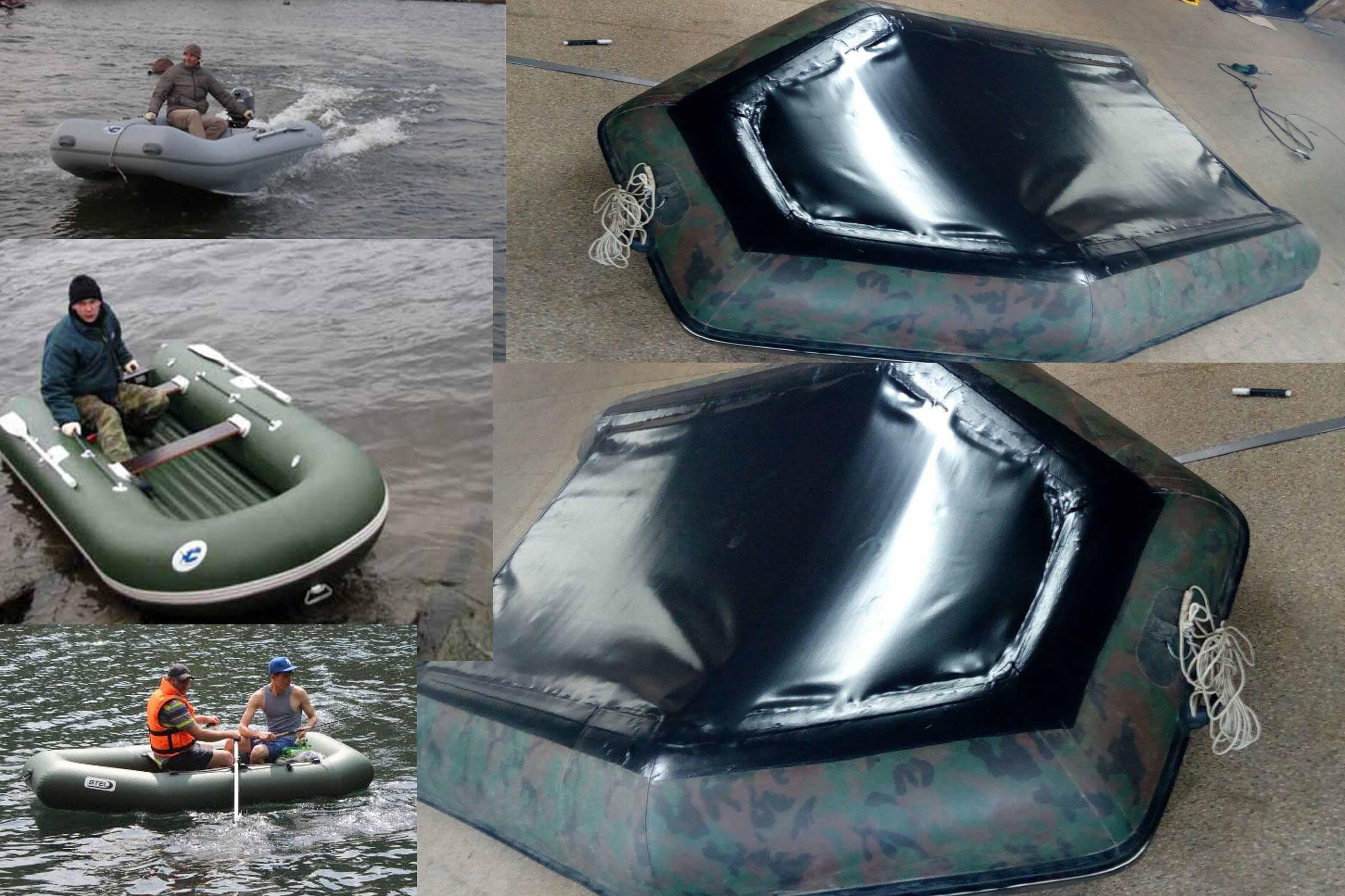 Ремонт-лодки