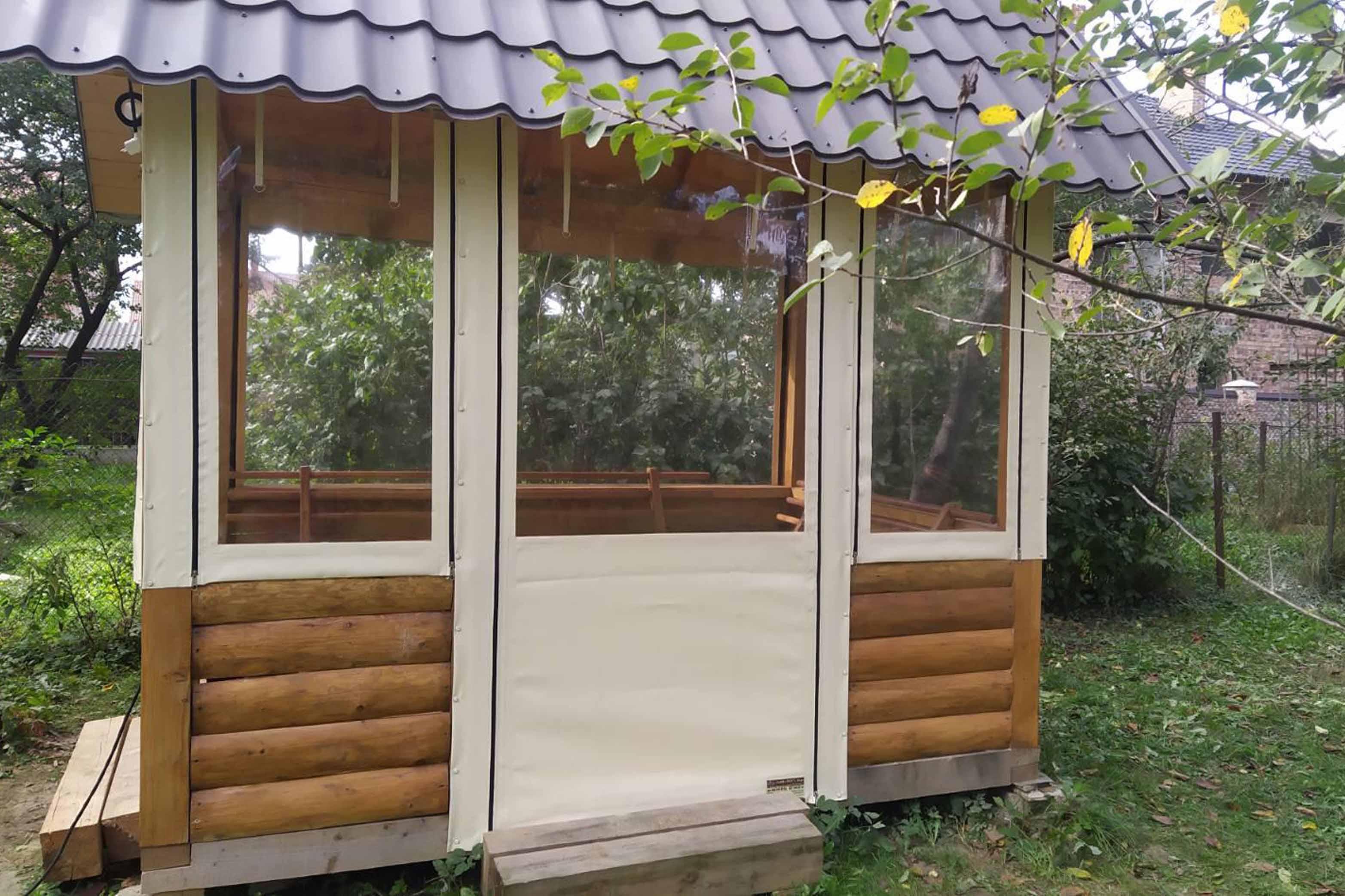 Бокові-штори-сад