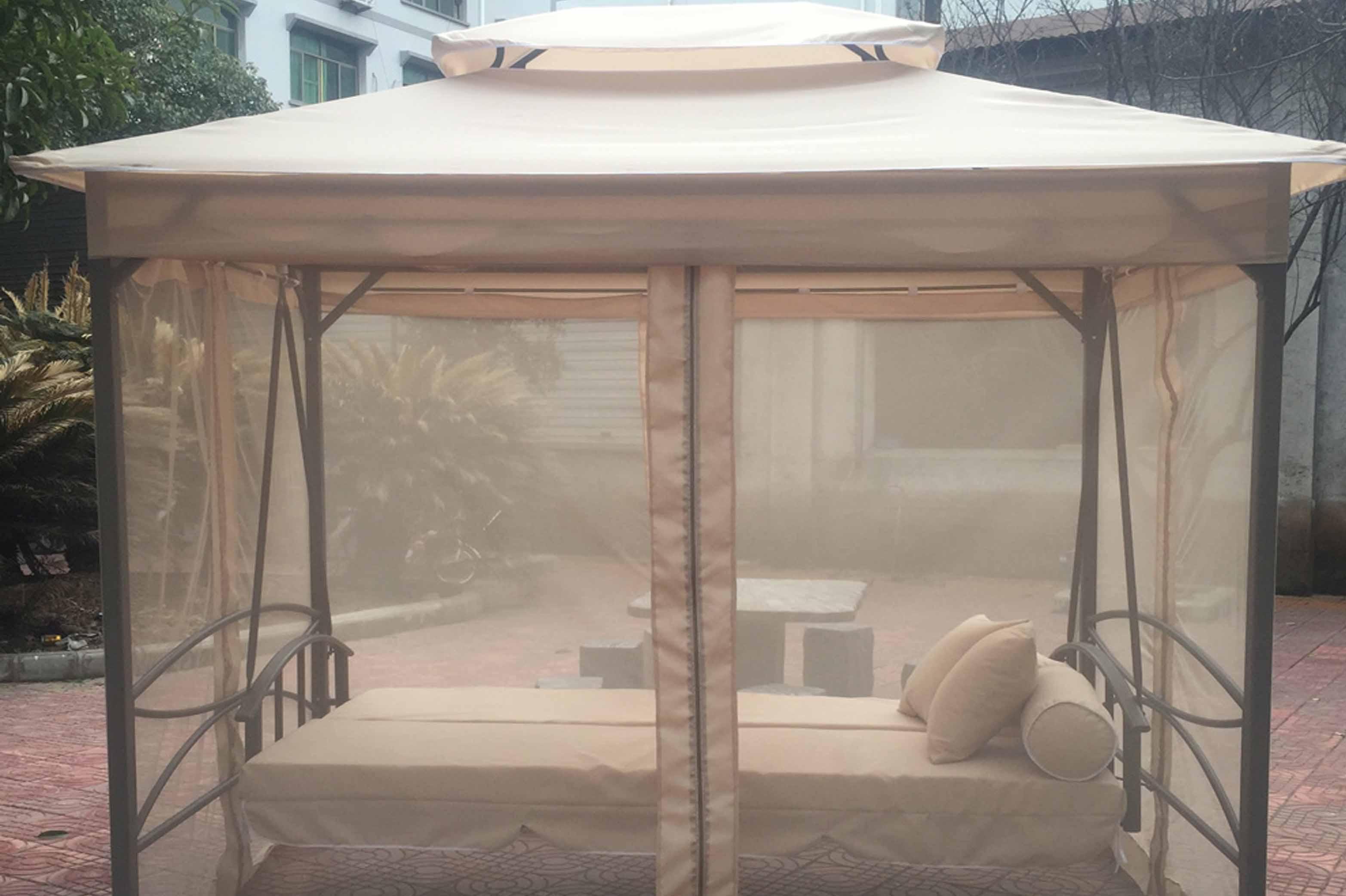 Літні мад +бокові штори тканинні ок2